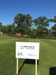 Princenhaags golftoernooi oktober 2016