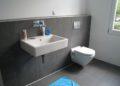 Cartier van Disselstraat: badkamer